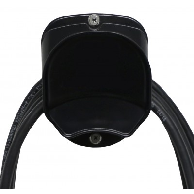 Wall-Mount Cable Wrap
